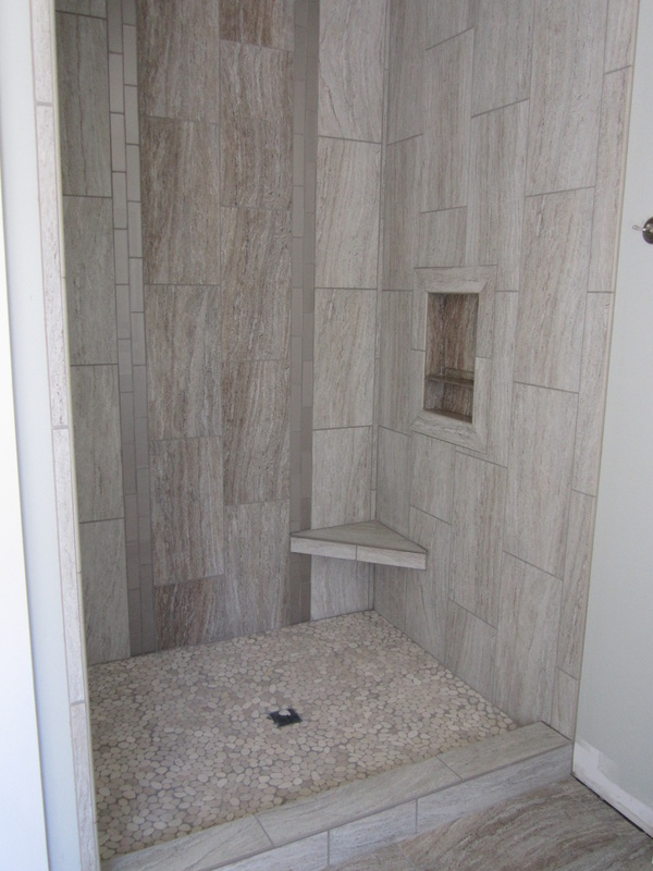 Tile riggs flooring and luxury bath for 12x24 window